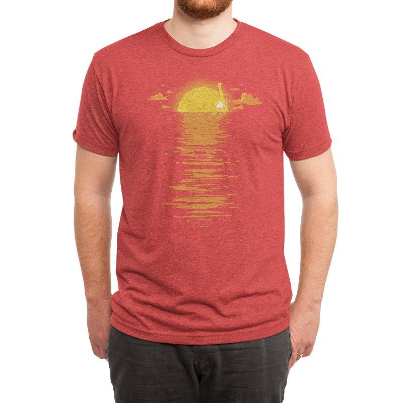 Cooling Down Men's T-Shirt by Threadless Artist Shop