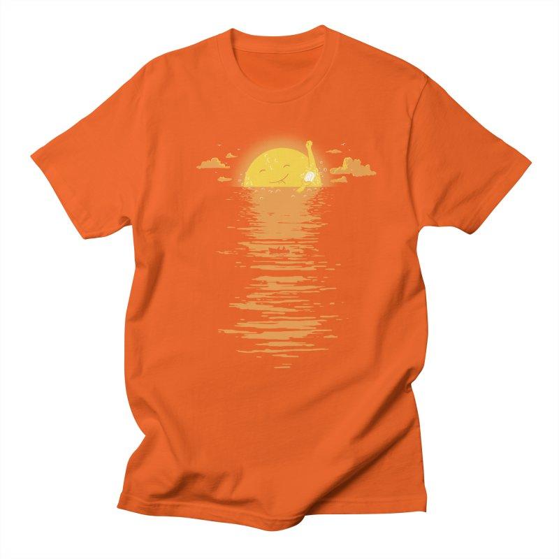Cooling Down Women's T-Shirt by Threadless Artist Shop