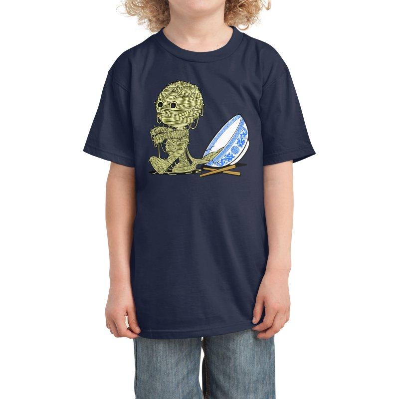 'Ramen'ses Return Kids T-Shirt by Threadless Artist Shop