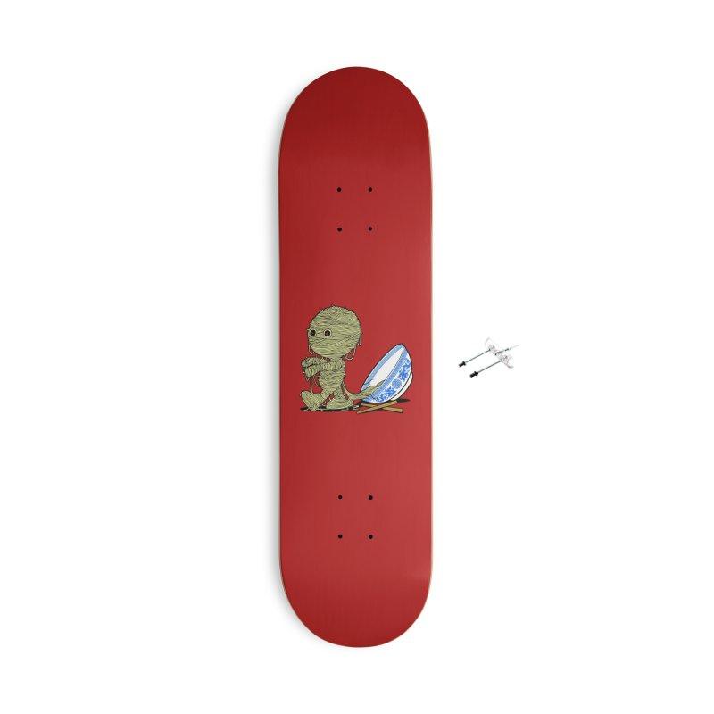 'Ramen'ses Return Accessories Skateboard by Threadless Artist Shop