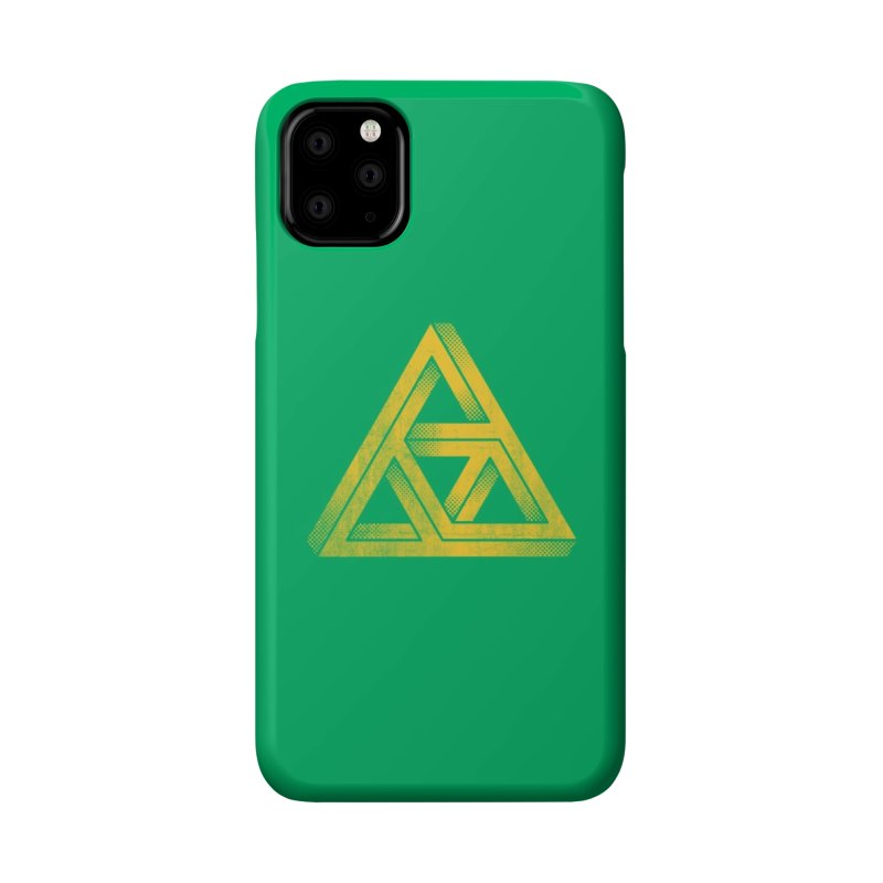 Penrose Triforce Accessories Phone Case by Threadless Artist Shop