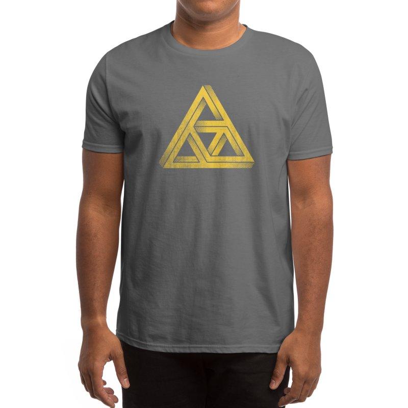 Penrose Triforce Men's T-Shirt by Threadless Artist Shop