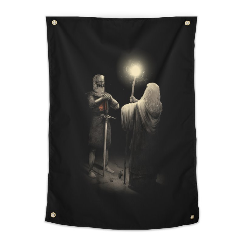 Impasse Home Tapestry by Threadless Artist Shop