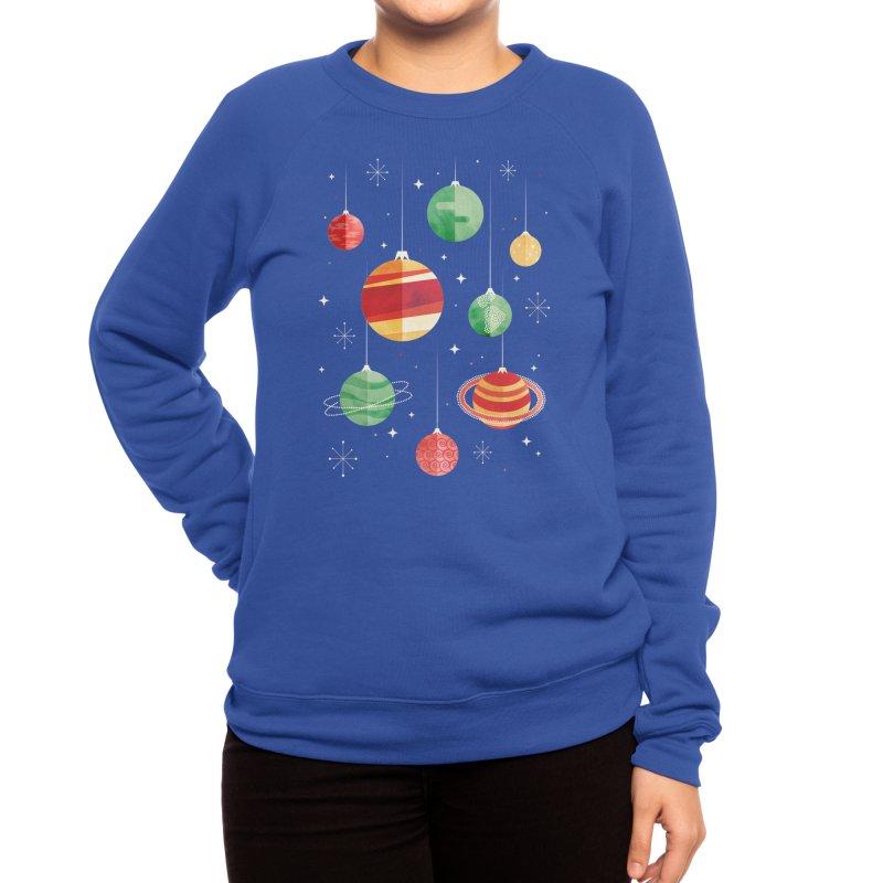 Joy to the Universe Women's Sweatshirt by Threadless Artist Shop