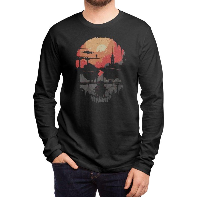 Echo Men's Longsleeve T-Shirt by Threadless Artist Shop