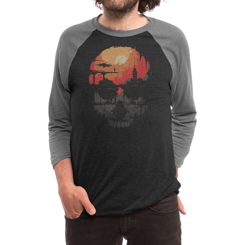 Echo Men's Longsleeve T-Shirt by Threadless Artist Shop
