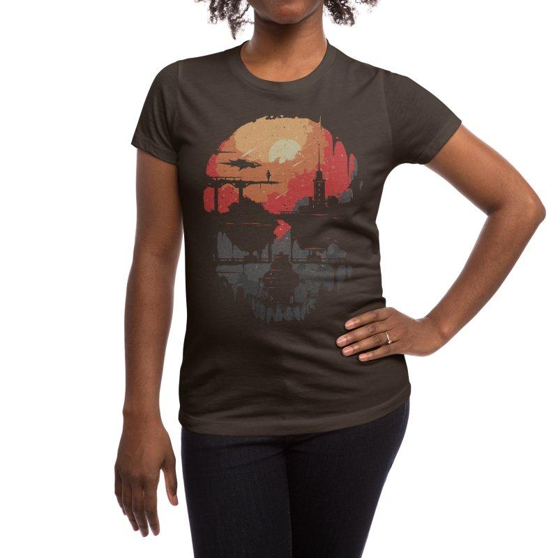 Echo Women's T-Shirt by Threadless Artist Shop