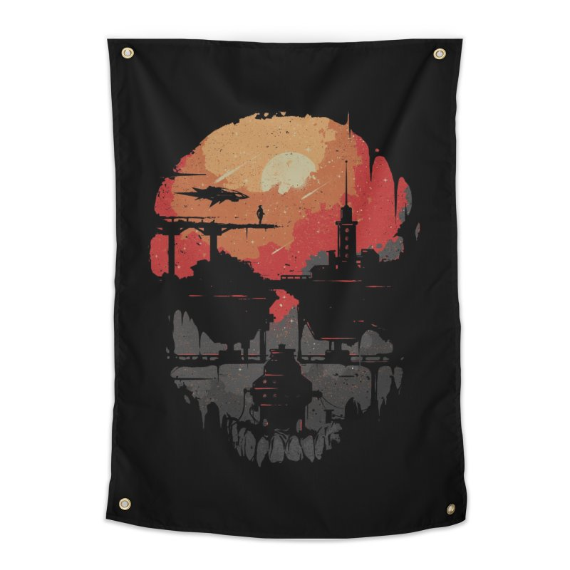Echo Home Tapestry by Threadless Artist Shop