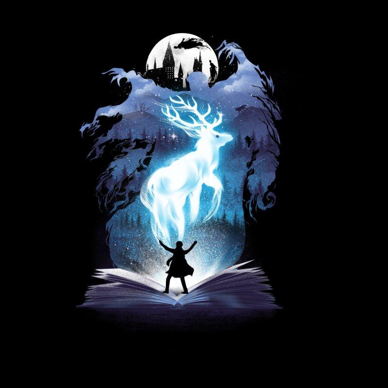 The 3rd Book of Magic Men's T-Shirt by Threadless Artist Shop
