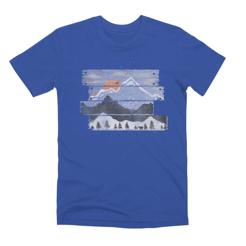 Into the Grey... Men's T-Shirt by Threadless Artist Shop