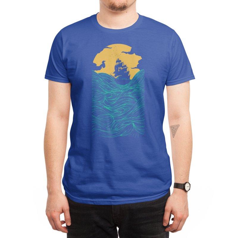 High Seas Men's T-Shirt by Threadless Artist Shop