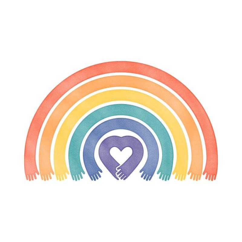 Love All Kids T-Shirt by Threadless Artist Shop
