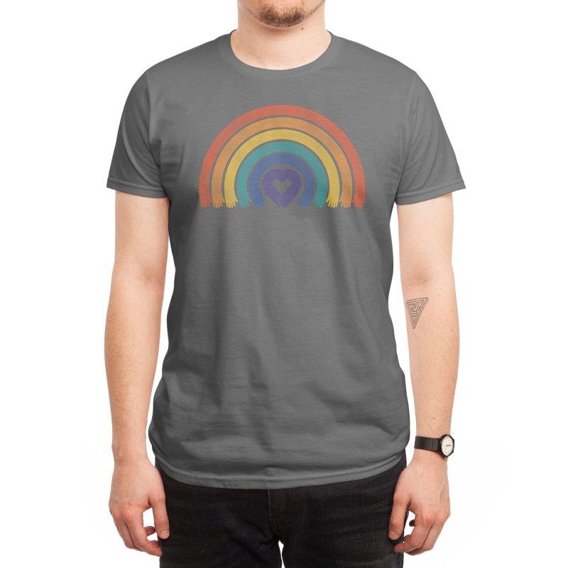 Love All Men's T-Shirt by Threadless Artist Shop