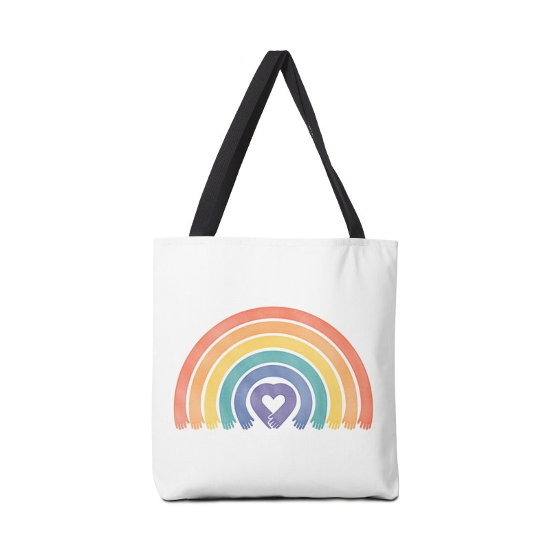 Love All Accessories Bag by Threadless Artist Shop