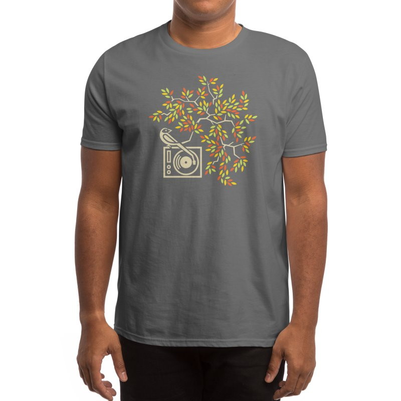 The Outdoor Mix Men's T-Shirt by Threadless Artist Shop