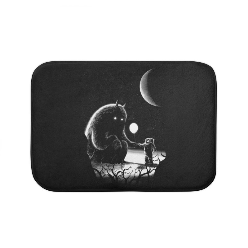 The Guest Home Bath Mat by Threadless Artist Shop