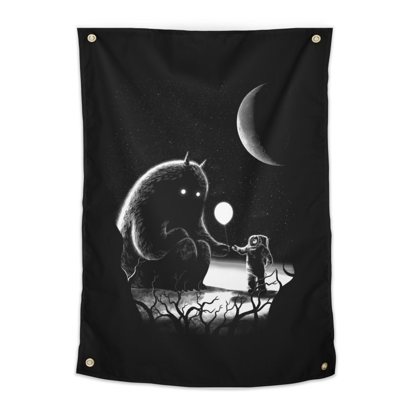 The Guest Home Tapestry by Threadless Artist Shop