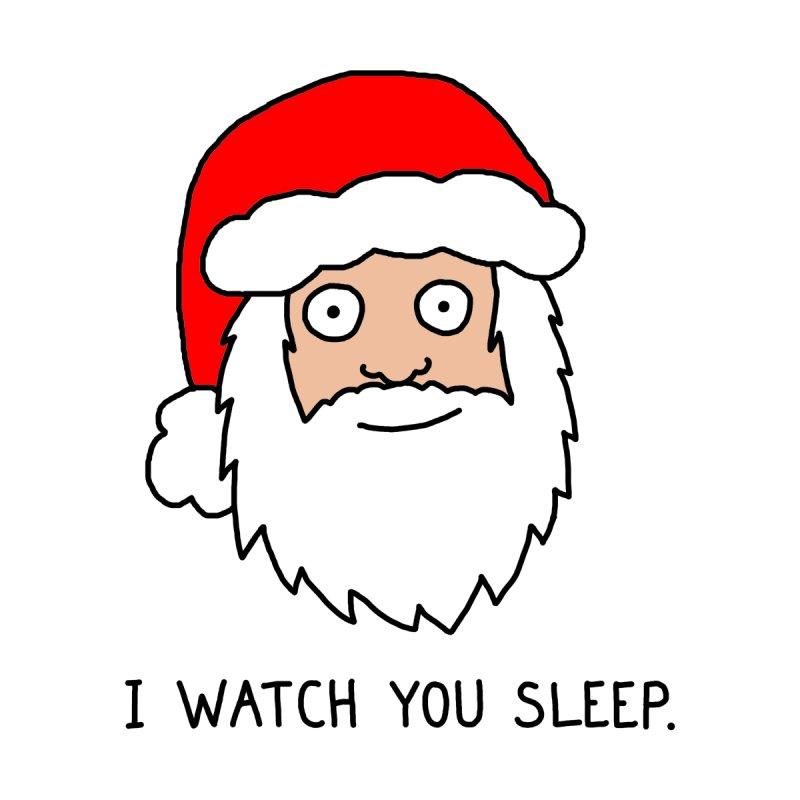 Creepy Santa Men's T-Shirt by Threadless Artist Shop