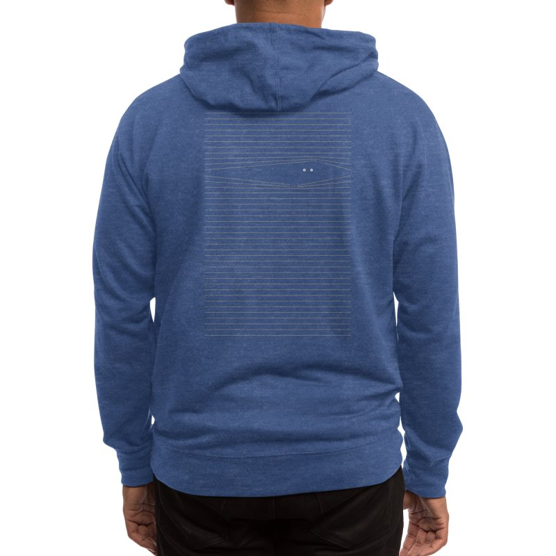Everybody Knows Men's Zip-Up Hoody by Threadless Artist Shop