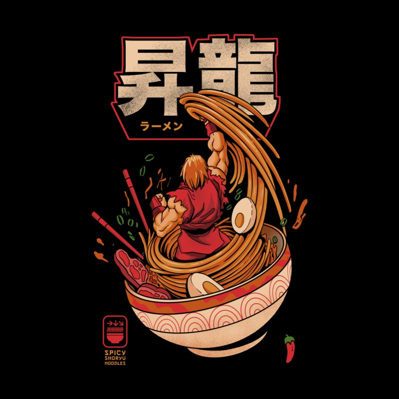 Spicy Shoryu Noodles Men's T-Shirt by Threadless Artist Shop