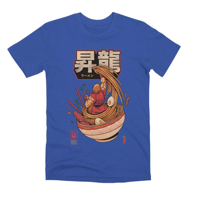 Spicy Shoryu Noodles Men's T-Shirt by Threadless Artist Shop