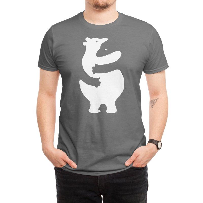 Huggers Men's T-Shirt by Threadless Artist Shop
