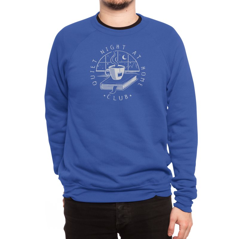 Quiet Night Men's Sweatshirt by Threadless Artist Shop