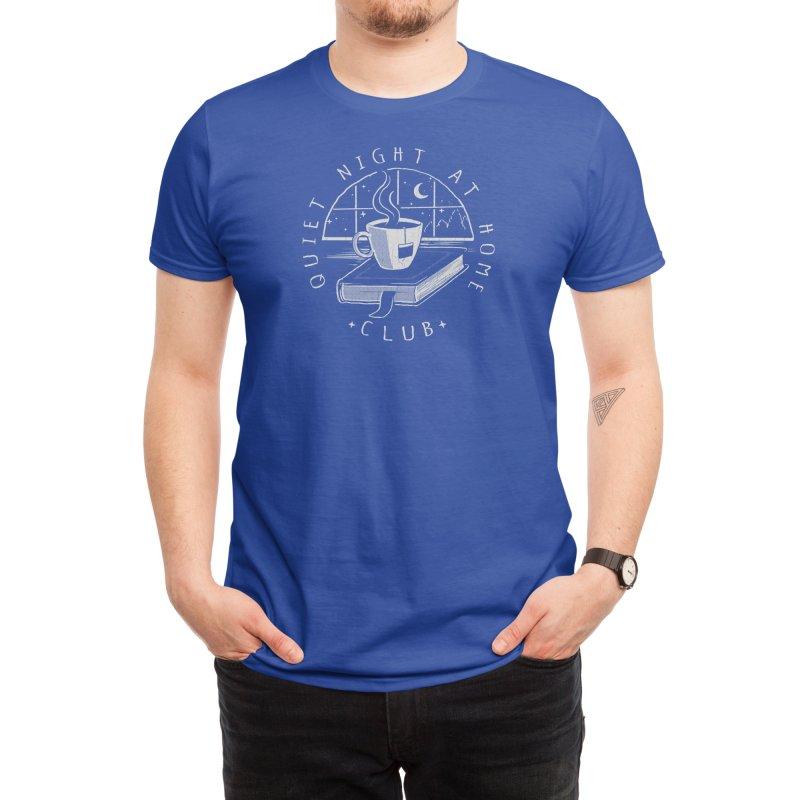 Quiet Night Men's T-Shirt by Threadless Artist Shop