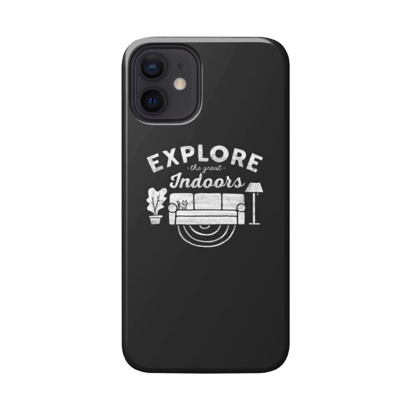 The Great Indoors Accessories Phone Case by Threadless Artist Shop