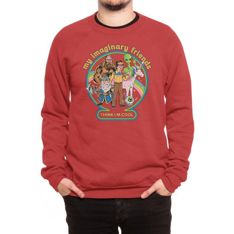 My Imaginary Friends Men's Sweatshirt by Threadless Artist Shop