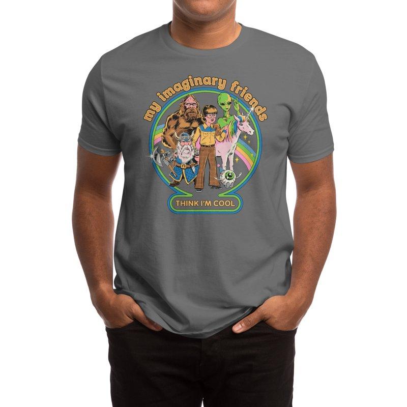 My Imaginary Friends Men's T-Shirt by Threadless Artist Shop