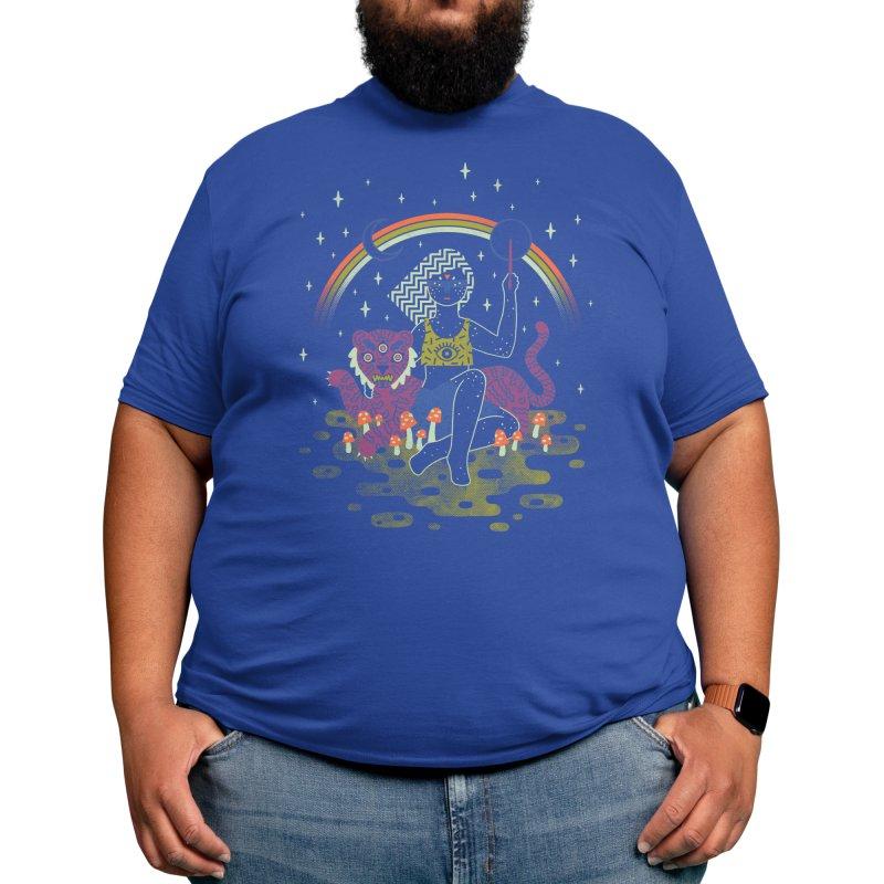 Psychedelic Sorceress Men's T-Shirt by Threadless Artist Shop
