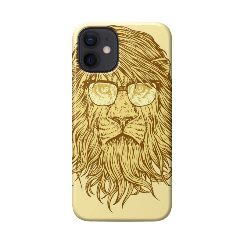 Lions Are Smarter Than I Am Accessories Phone Case by Threadless Artist Shop