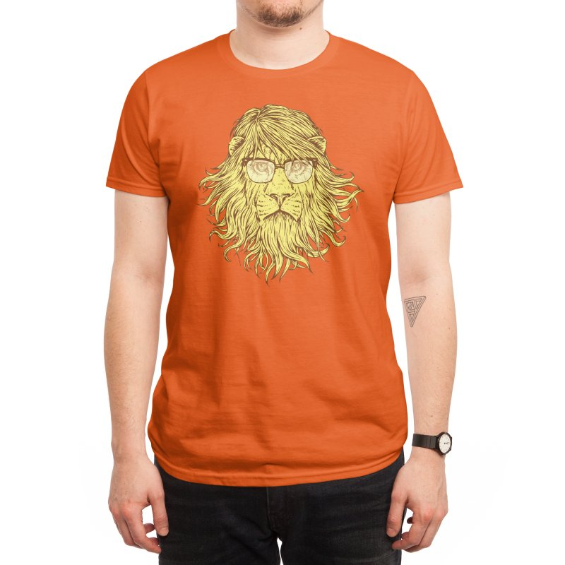 Lions Are Smarter Than I Am Men's T-Shirt by Threadless Artist Shop