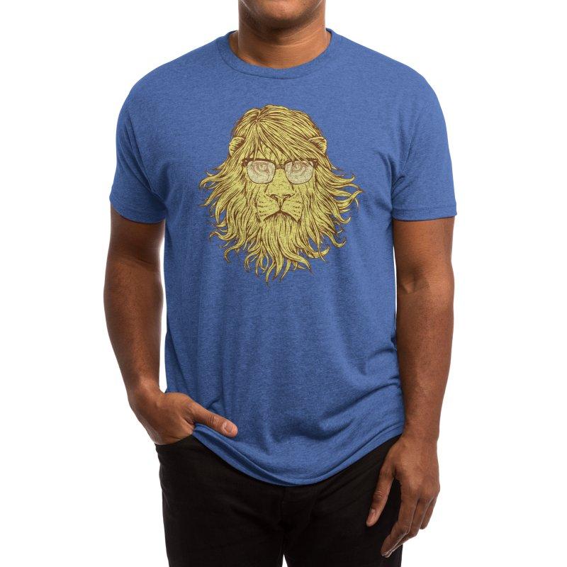 Lions Are Smarter Than I Am Men's T-Shirt by Threadless Artist Shop