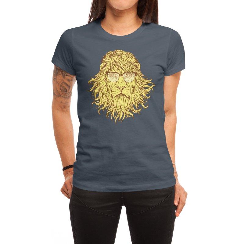 Lions Are Smarter Than I Am Women's T-Shirt by Threadless Artist Shop