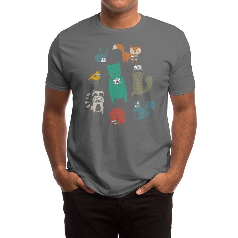 Wildlife Observation Men's T-Shirt by Threadless Artist Shop