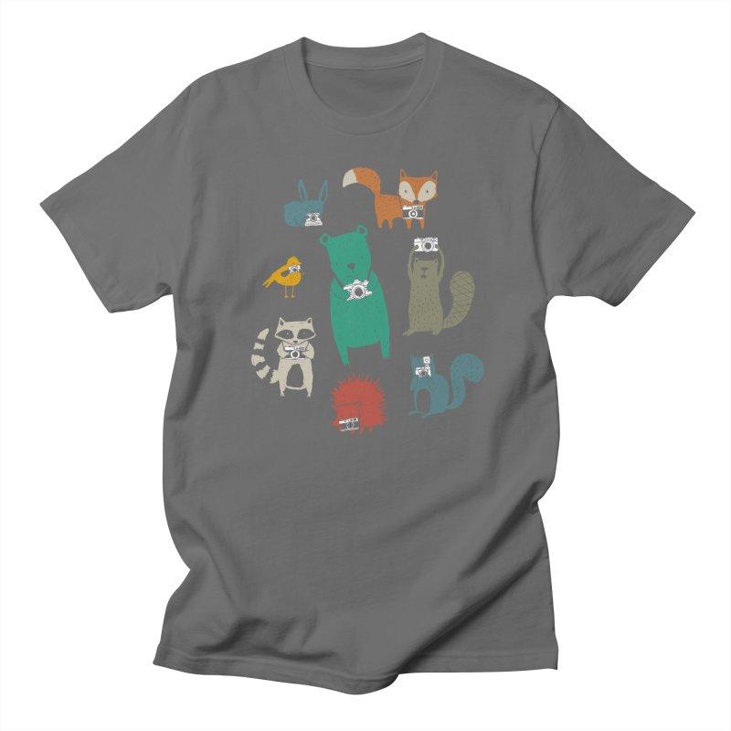 Wildlife Observation Women's T-Shirt by Threadless Artist Shop