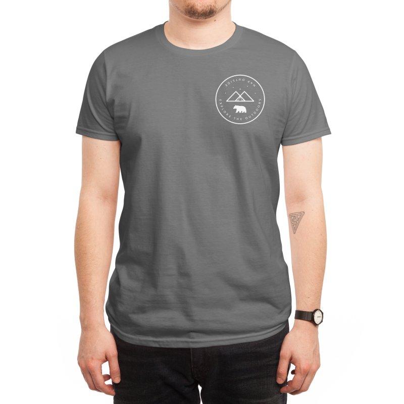 Nap Outside Men's T-Shirt by Threadless Artist Shop