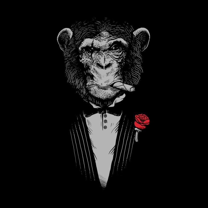 Monkey Business Men's T-Shirt by Threadless Artist Shop