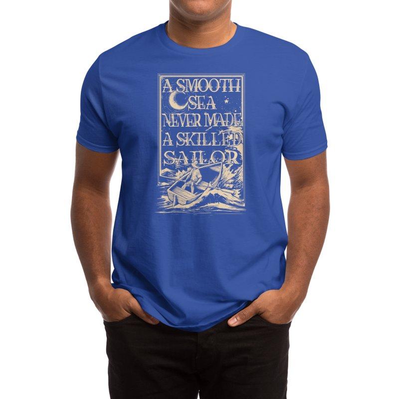 A Smooth Sea Men's T-Shirt by Threadless Artist Shop