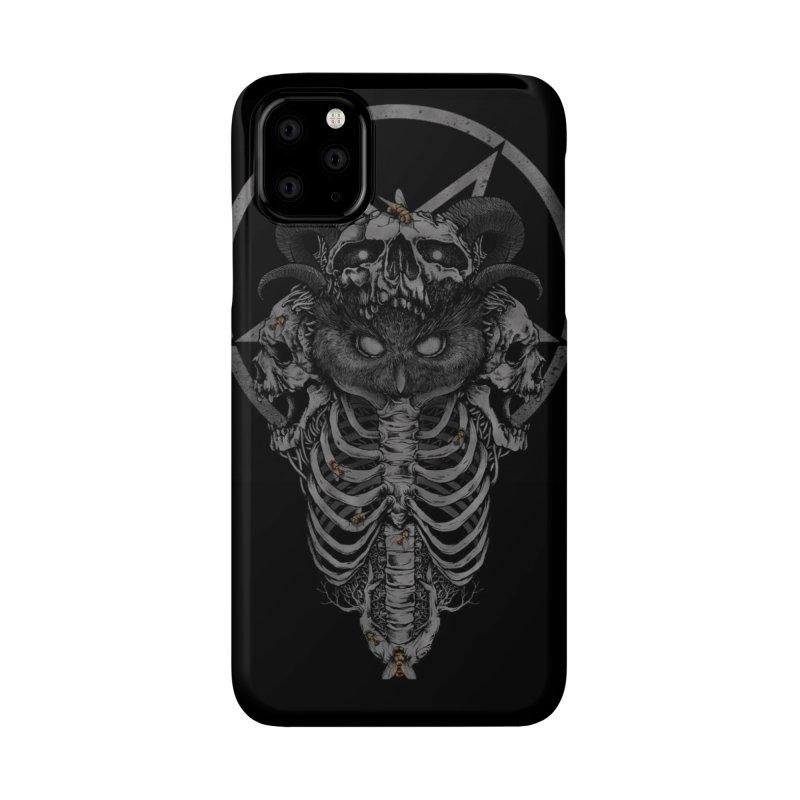 Dark Owl Accessories Phone Case by Threadless Artist Shop