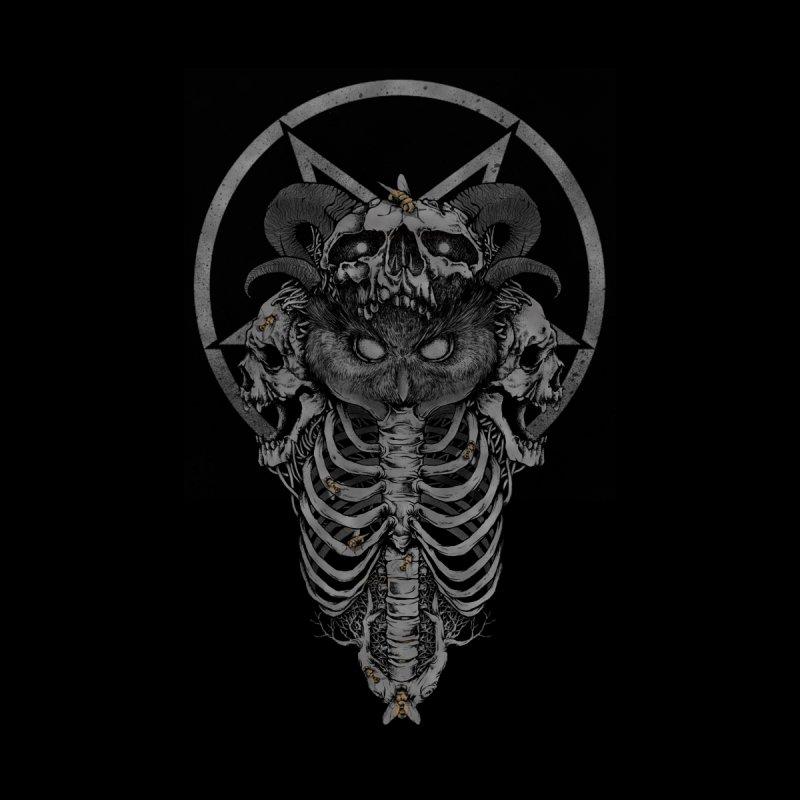Dark Owl Men's T-Shirt by Threadless Artist Shop