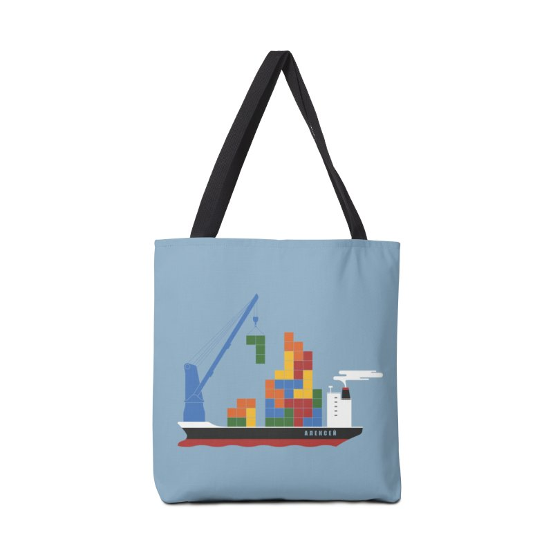 Russian Cargo Accessories Bag by Threadless Artist Shop