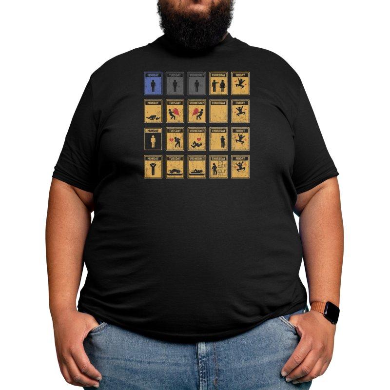 Friday, I'm In Love! Men's T-Shirt by Threadless Artist Shop