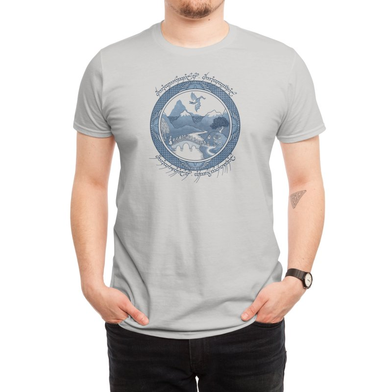 There And Back Again - Joe Wright Men's T-Shirt by Threadless Artist Shop