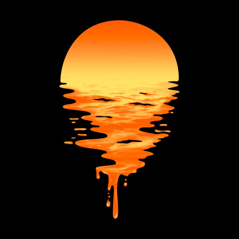 Sunset 6 Accessories Beach Towel by Threadless Artist Shop