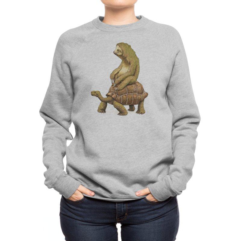 Speed is Relative Women's Sweatshirt by Threadless Artist Shop