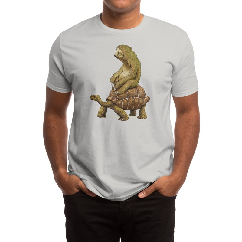 Speed is Relative Men's T-Shirt by Threadless Artist Shop