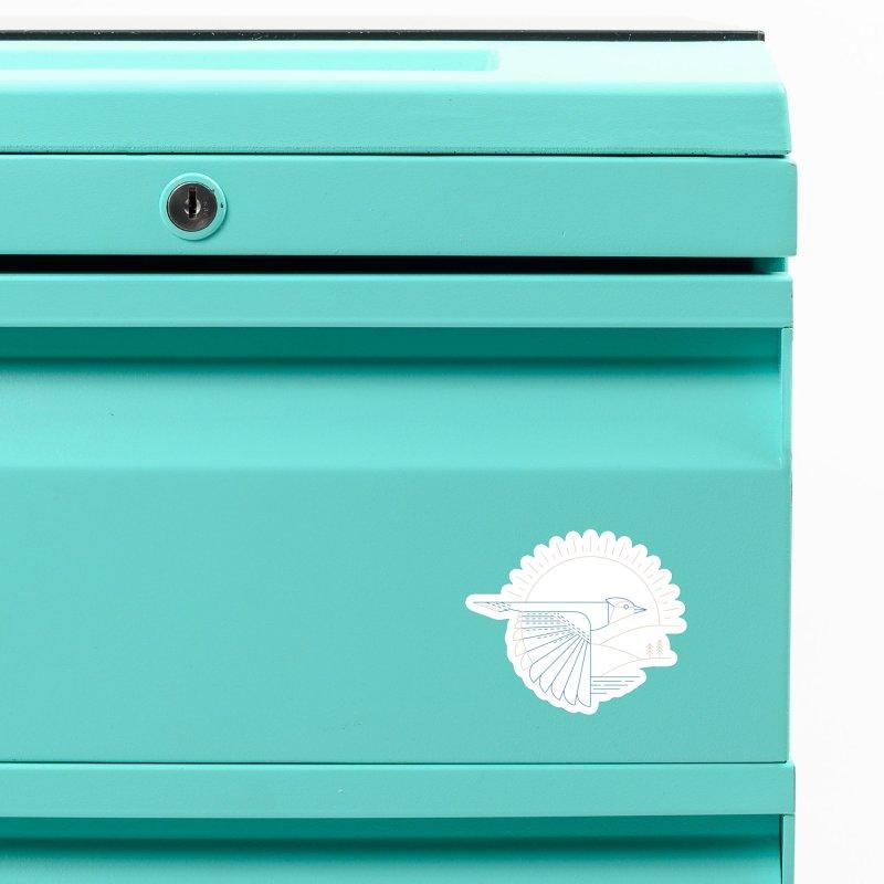 Blue Jay Accessories Magnet by Threadless Artist Shop